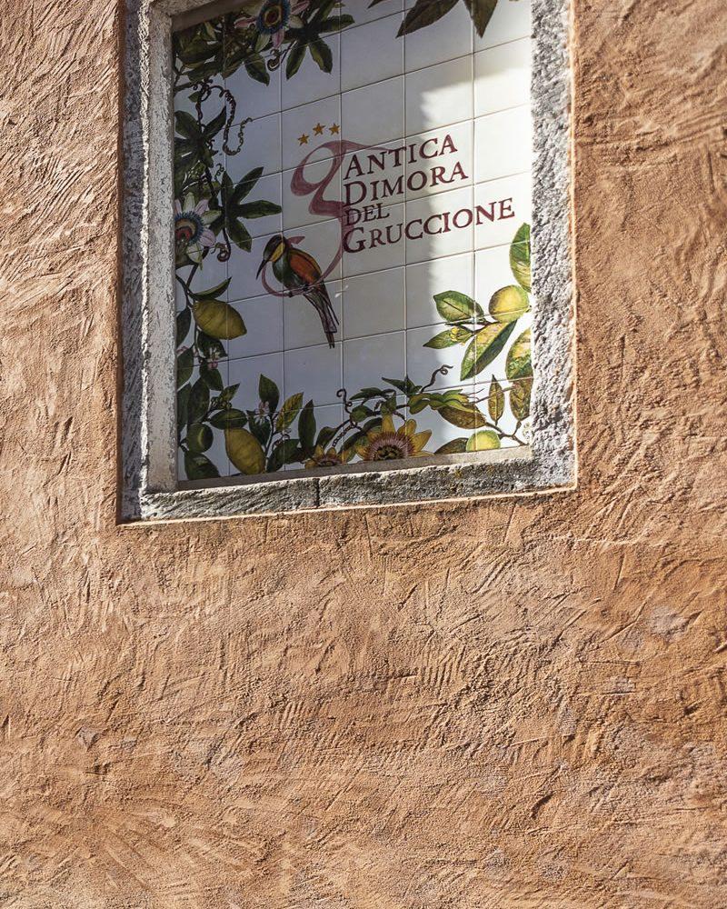 We are here Antica Dimora del Gruccione