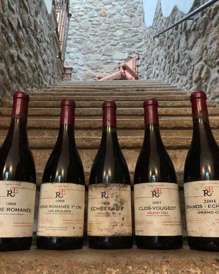 Wine Antica Dimora del Gruccione