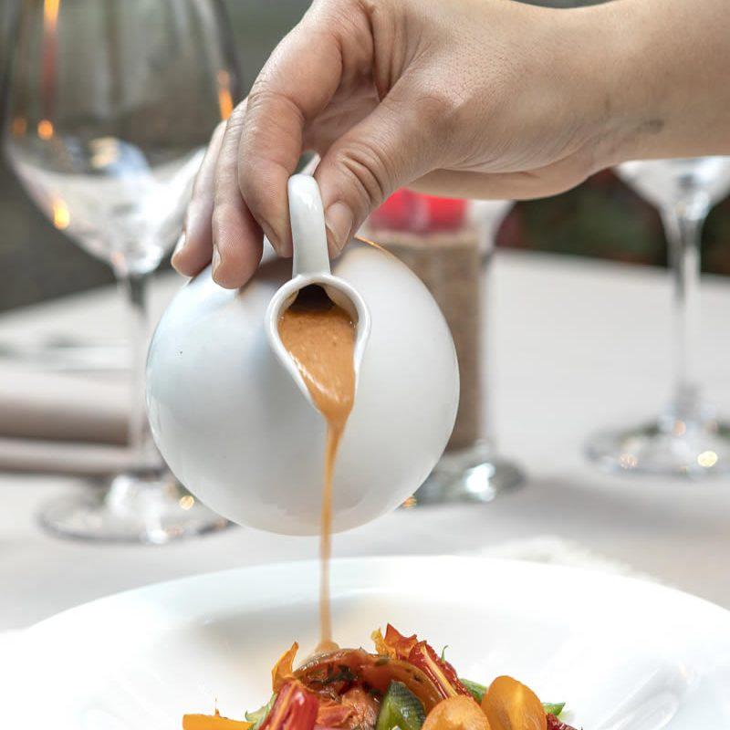 The Cuisine Antica Dimora del Gruccione